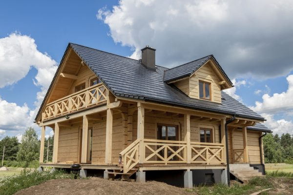 Wooden house - Poland